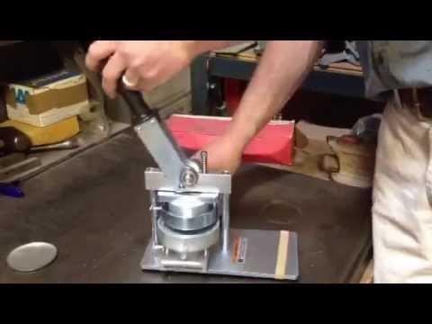 How to Unjam your Button Machine by Neil Enterprises