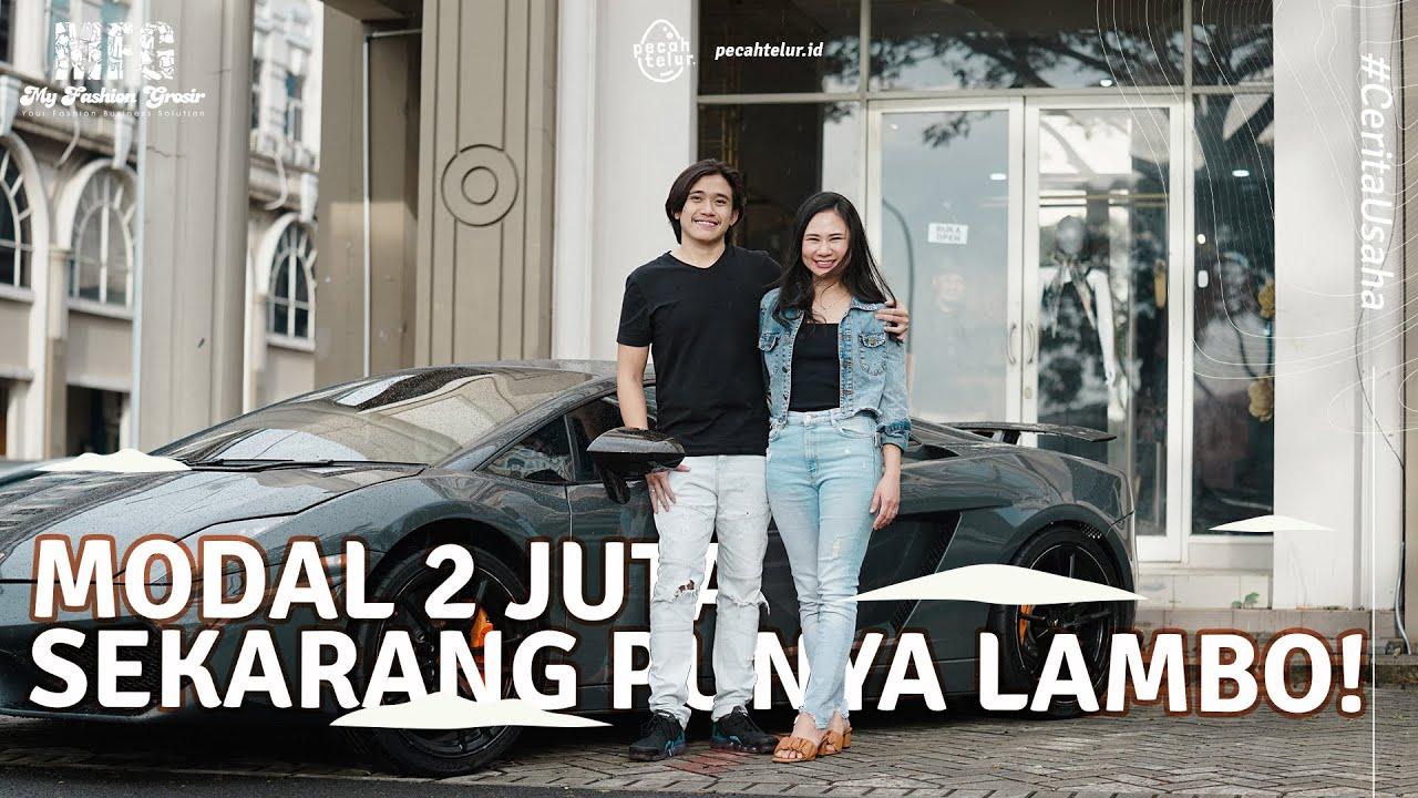 Download Pandemi Justru Nambah Karyawan, Bermimpi Kembalikan Kejayaan Textile Indonesia di Dunia