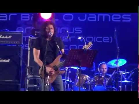 James - Bijli Chole Jeo Na   Live Concert Performance @Khulna University