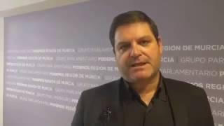 🏖 Andrés Pedreño: Nueva Ley para el #MarMenor