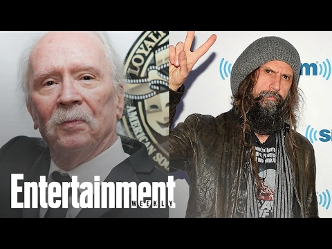 John Carpenter Slams Rob Zombie's Halloween Remake   Flash  Entertainment Weekly