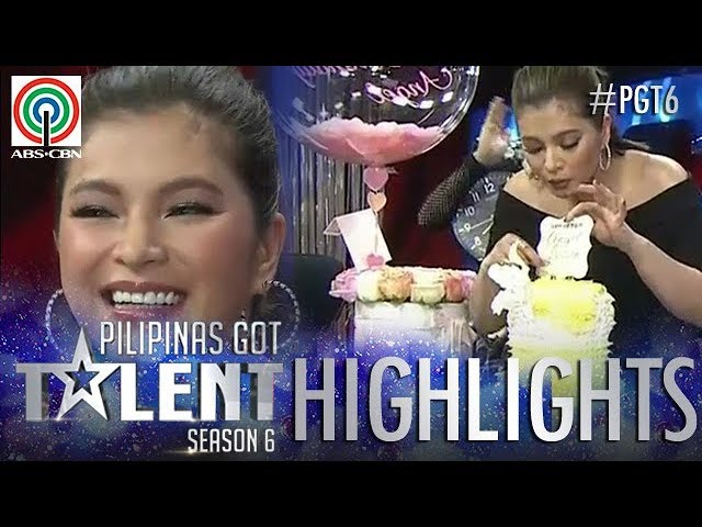 PGT Highlights 2018: Angel Locsin celebrates birthday with her PGT family
