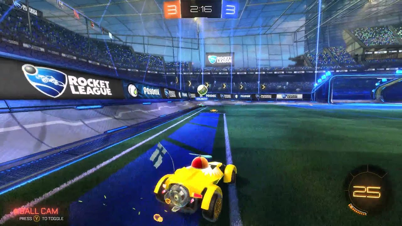 Get Creative in Rocket League: A Mechanical Guide To Flips