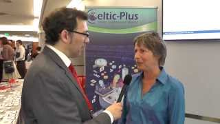 Interview with Irina Slosar from FFG at the Celtic-Plus Event 2015