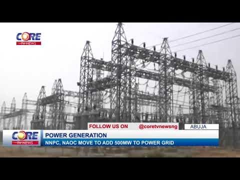 NNPC, NAOC ON POWER GENERATION...watch & share...!