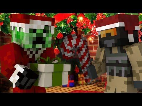 Dansk Minecraft - Jul med Crux & Zagi! #1