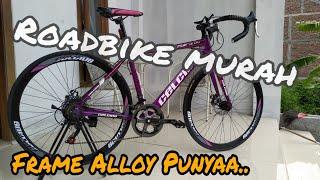 Roadbike Sepeda Balap Celcius 2jutaan frame alloy
