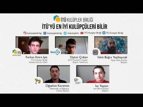 Download İTÜ'yü En İyi Kulüpçüleri Bilir - ITUACM/YZ/MBK/VBK/IEEE/EMK/OTOKON
