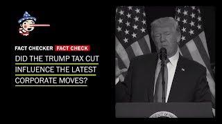 No, the Trump tax cut didn't spark major U.S. investments