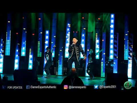 Unstoppable Concert Part 1 Darren Espanto sings 'Come Together', 'Ain't Been Done' & '7 Minutes'