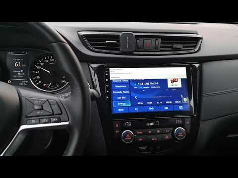 Teyes Cc2 Nissan X-trail  Голосовое управление