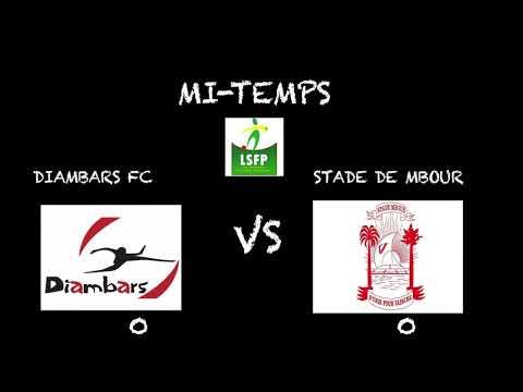 Diambars fc  - Stade de Mbour  (0-0) - 03/12/2017 - Résumé