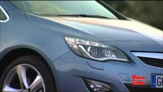 VRELE GUME: Opel Astra