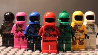 LEGO Ninjago Among Us