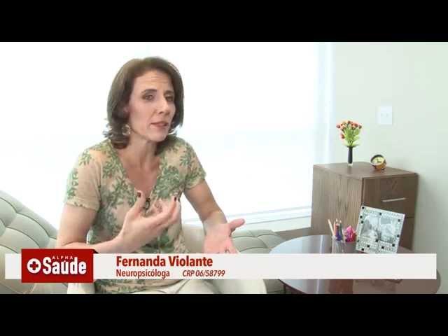 ALPHA SAÚDE - FERNANDA VIOLANTE - DIFICULDADE DE APRENDIZAGEM 02/12/2015