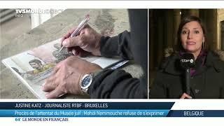 Procès de l'attentat du Musée juif : Mehdi Nemmouche refuse de s'exprimer