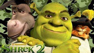 SHREK 2 (2004) Juego Completo de la Pelicula en ESPAÑOL l Longplay PS2