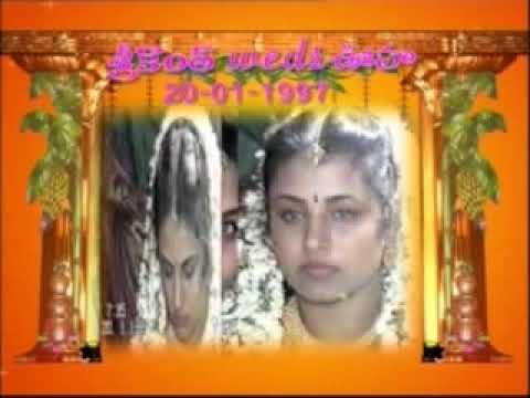 Hero Srikanth weds Heroine Uha Wedding - Pelli Sandadi