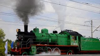 Голоса русских паровозов
