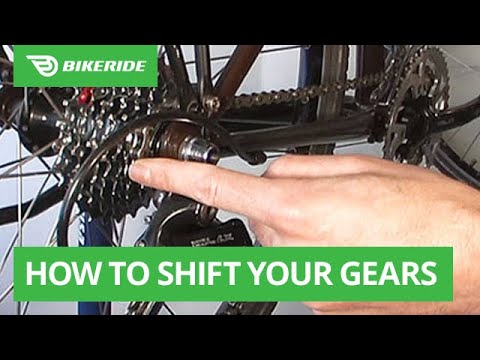 How to Shift Your Gears (with Video) | BikeRide