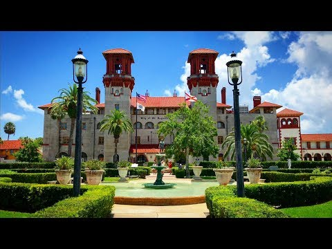 The Best of St. Augustine Florida | America's Oldest City 4K UHD