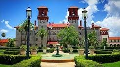 St. Augustine Florida   America's Oldest City 4K UHD