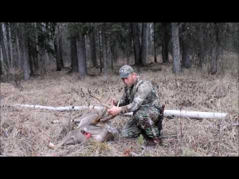 Hunting Alberta November 2016, WMU 332&330