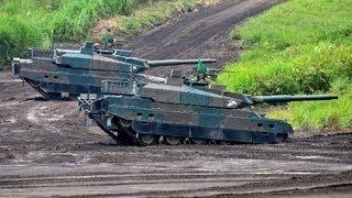 【陸上自衛隊】平成25年度 富士総合火力演習 ダイジェスト Japan Ground Self-Defense Force 2013
