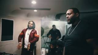 No Sleep Sessions PT.1 Feat. Tee Grizzley BabyfaceRay & Peezy Exclu...