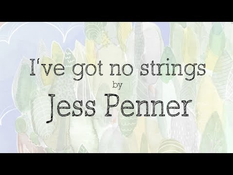 I've Got No Strings (Cover) - Jess Penner