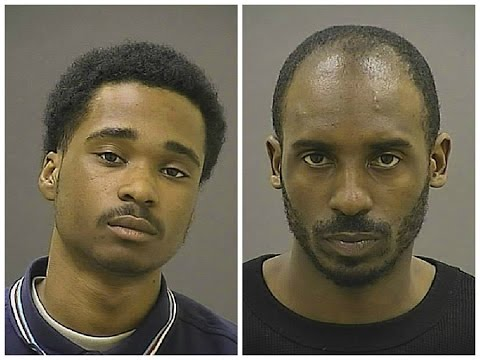 Baltimore Police: 2 Men arrested, charged with killing man, robbing girlfriend's sister