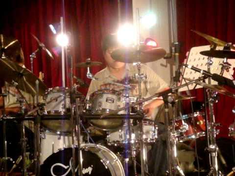 Ming Drum 2010  翔韻音樂中心發表會實況二