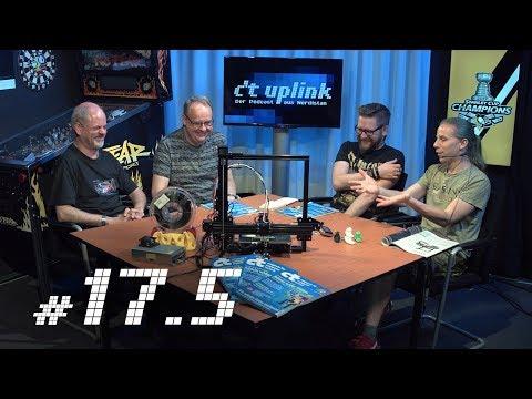 uplink 17.5: Drucker mit Tintentanks, EU-Roaming-Freiheit, Günstiger 3D-Drucker
