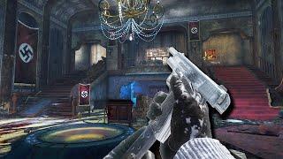 'KINO DER TOTEN' ROUND 50 CHALLENGE! (Call of Duty Black Ops 1 Zombies)