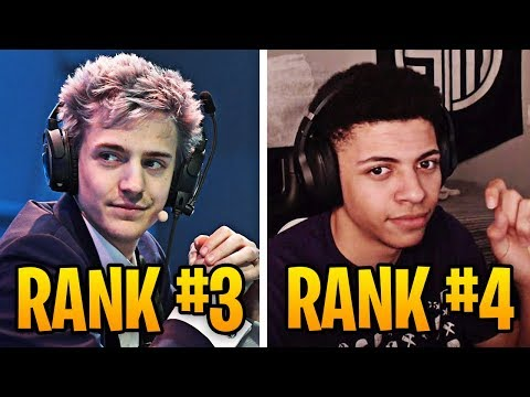 Top 10 Best Fortnite Players in the World