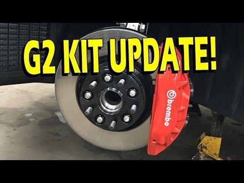 G2 Brake Caliper Paint Update & Powder Coating My Brembo Brakes – Camaro SS