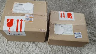 army box unboxing