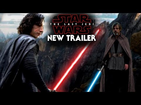 Star Wars The Last Jedi Trailer Exciting News & More!