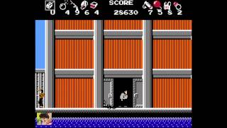Lupin the 3rd Pandora no isan[playthrough][complete][nes]