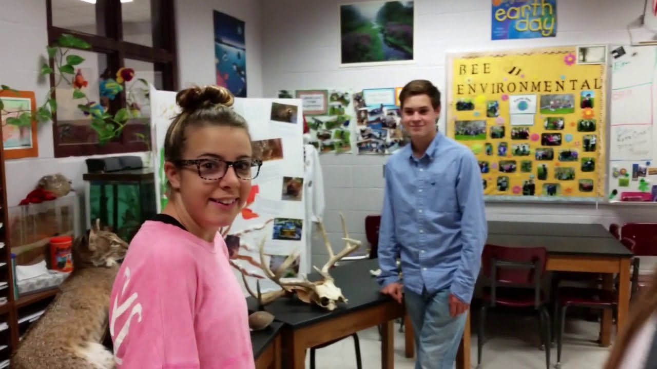 2015 Biome Project Video Litchfield Illinois High School