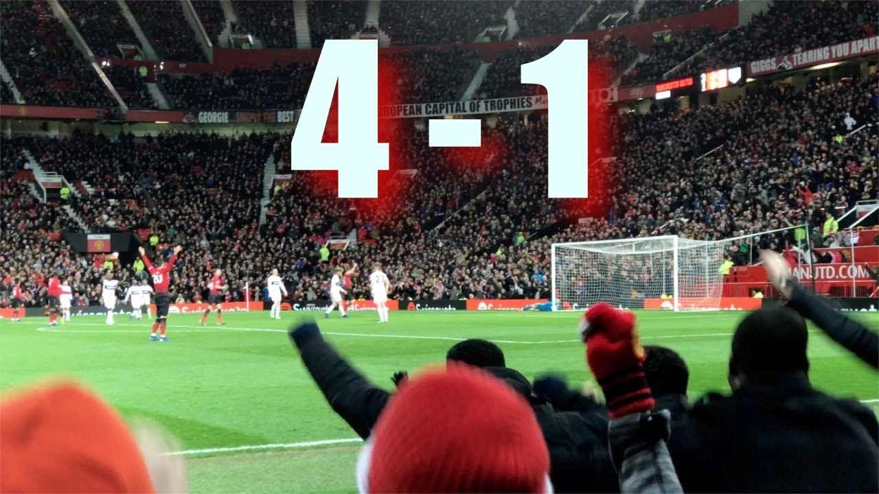 Premier League - Man Utd cruise to victory at Fulham