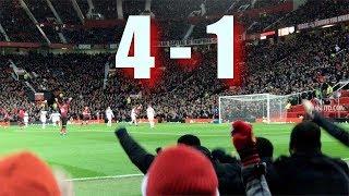 Manchester United FC v Fulham FC   Premier League Old Trafford Dec 2018