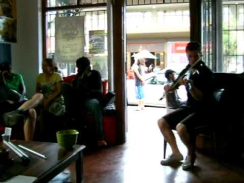 David Delaney & Bongeziwe Mabandla, live at