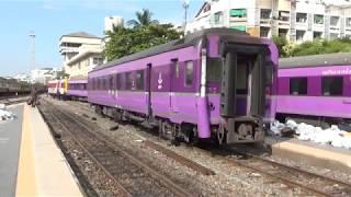 日本国鉄 24系ブルートレイン 14系 12系 客車 タイ譲渡 2019年11月最新状況