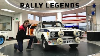 Download Ford Motorsport History Mk2 & Mk1 Escort Rally Cars & RS200 Lyons IRL Mp3 and Videos