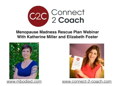Connect 2 Coach: Holistic Menopause with Katherine Miller