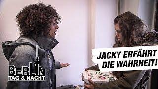 Berlin - Tag & Nacht - Jacky erfährt die Wahrheit! #1605 - RTL II