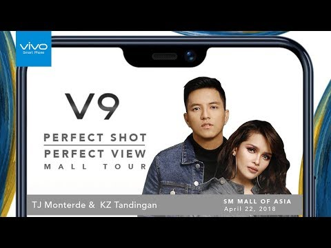 Vivo V9 Perfect Shot, Perfect View Mall launch