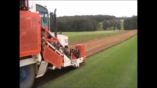 Green Acres Instant Lawn - Kenda Kikuyu Grass Harvest