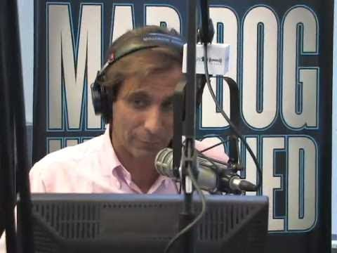 Chris Mad Dog Russo calls-CMB losing ratings and not knowing enough,Jets-QB,Browns draft,more